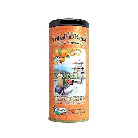 Chá Mandarina Com Especiarias - sachê redondo