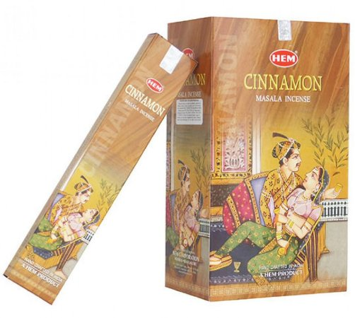 Incenso Massala Cinnamon
