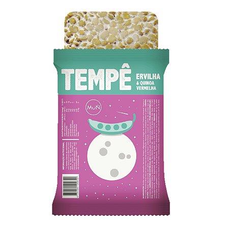 Tempeh de Ervilha com Quinoa Vermelha - 275g
