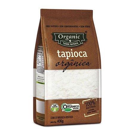 Tapioca Organica - 400g