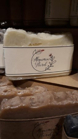 Sabonete Artesanal Argila Branca e Hortelã