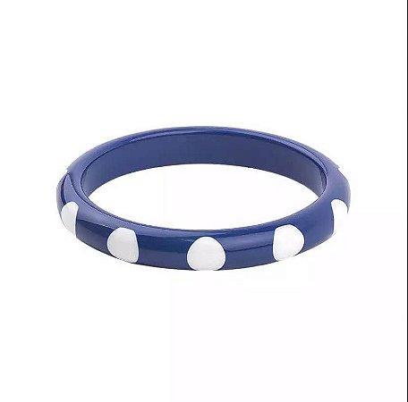 Bracelete Color Bola Resina