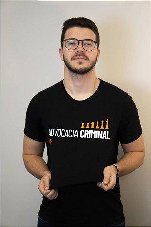 Armadura Advocacia Criminal (Xadrez)