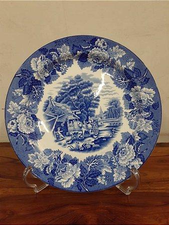 Prato porcelana Inglesa