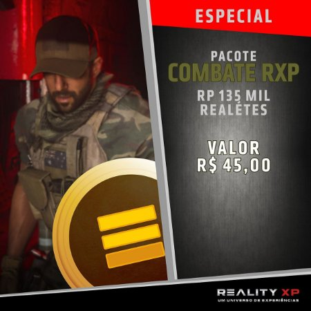 Pacote Combate RXP