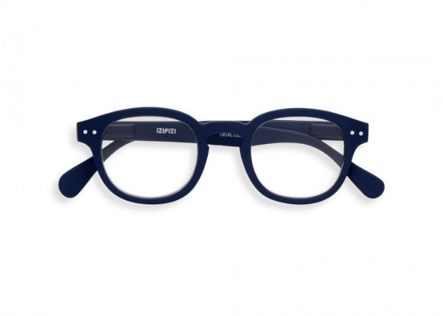 ÓCULOS DE LEITURA IZIPIZI READING #C NAVY BLUE