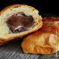 Croissant Chocolate - CONGELADO pct c/20