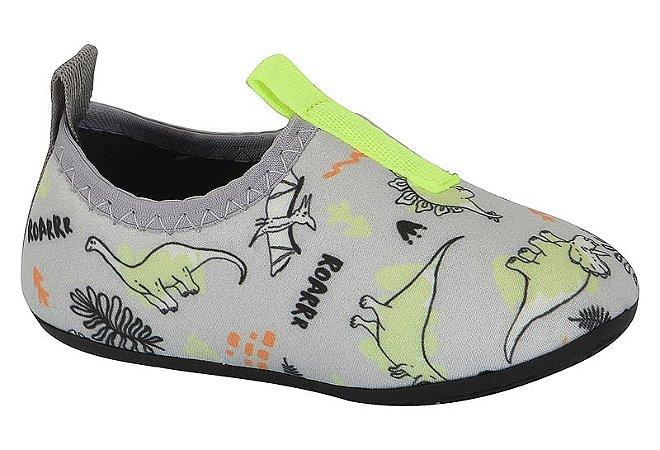 Sapatos Molekinho Multi Cinza