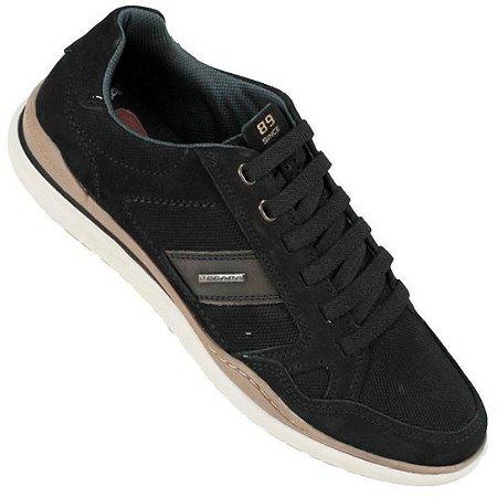 Sapatos Pegada Preto/washed Cravo