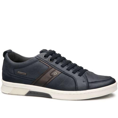 Sapatos Pegada Marinho Fosco