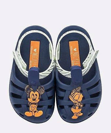 Sandálias Disney Azul/verde