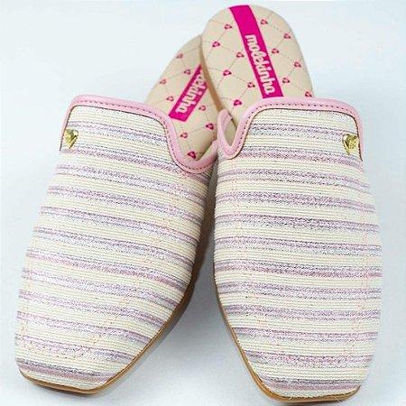Sapatos Molekinha Cru Rosa