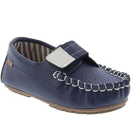 Sapatos Molekinho Marinho/branco Off