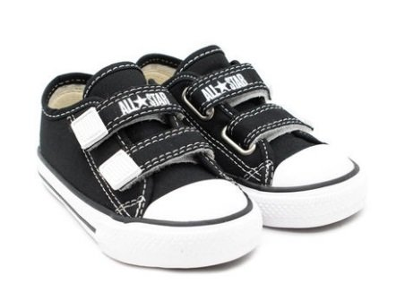 TENIS CONVERSE ALL STAR CK05080002 PRETO/BRANCO