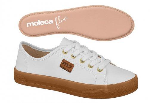 Tênis Moleca 5672100 Branco