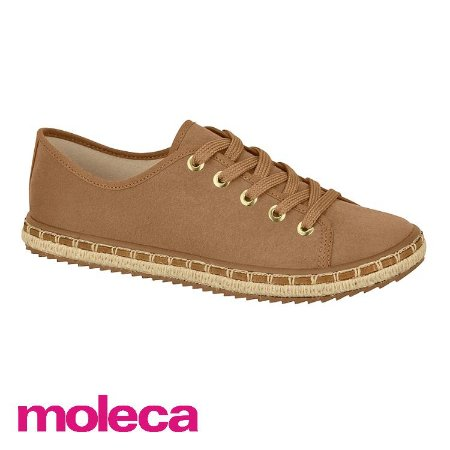 Sapatos Moleca 5674100 Camel