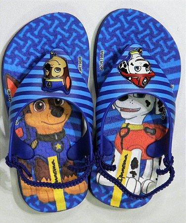 Sandálias Ipanema Patrulha Canina/26124 Azul/azul