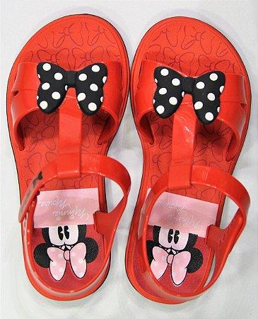 Sandálias Minnie  Ice Pop/22110 Rosa/azul