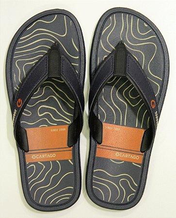 Sandálias Cartago Maiorca Ii/11022 Azul/azul/verme