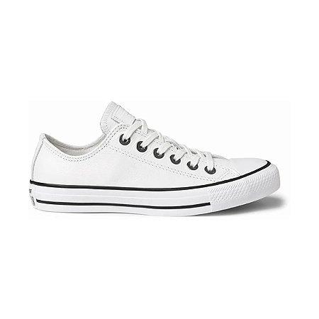 Tênis All Star Branco/preto/branco