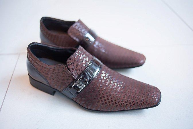 Sapato Social Sapateria Vinho