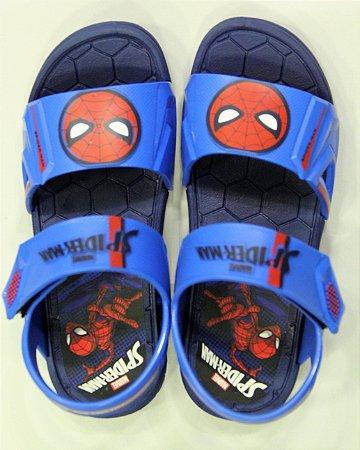 Sandálias Marvel Hero Glasses/21998 Azul/azul