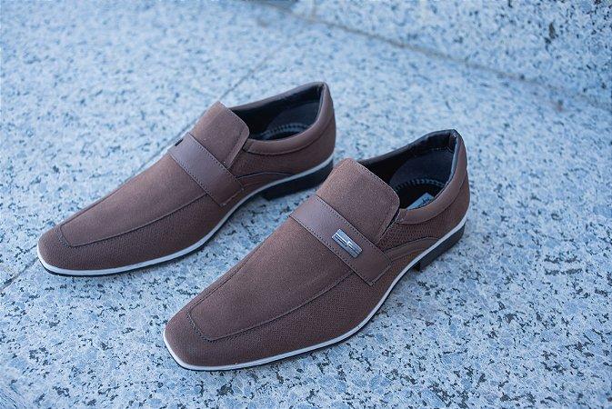 Sapato Sapateria Marrom/chocolate