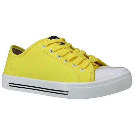 Tênis Moleca 5667311 Amarelo