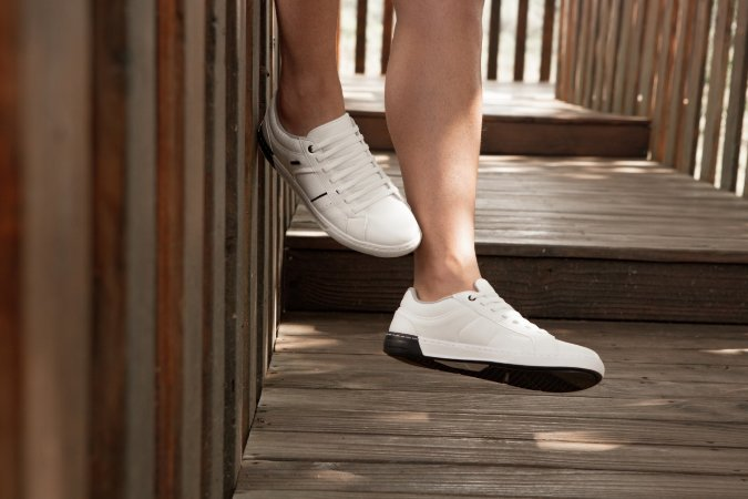 Sapato Sapateria Branco