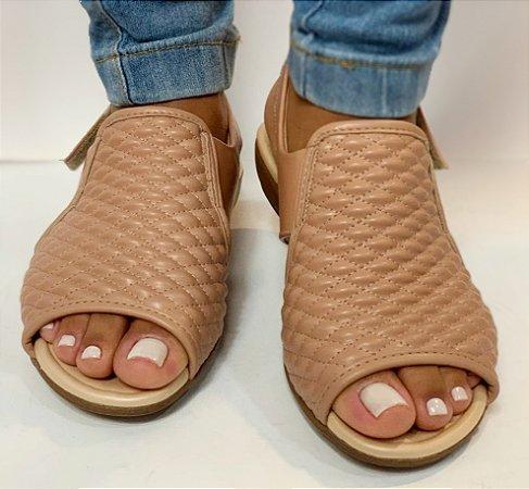 Sandálias Modare Nude