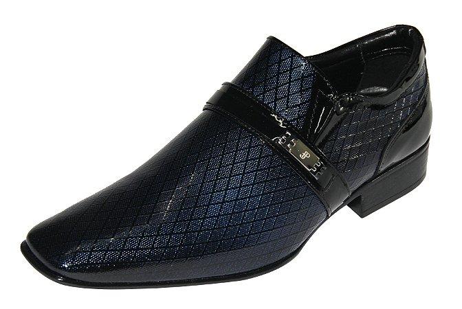 Sapato Sapateria Azul