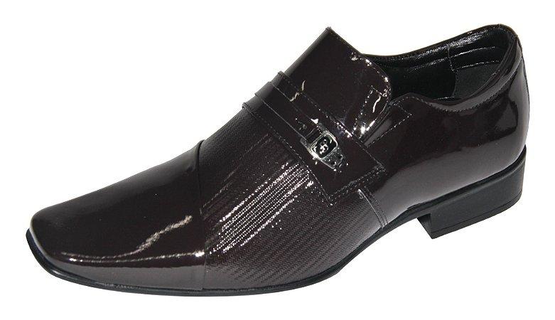 Sapato Sapateria Vinho