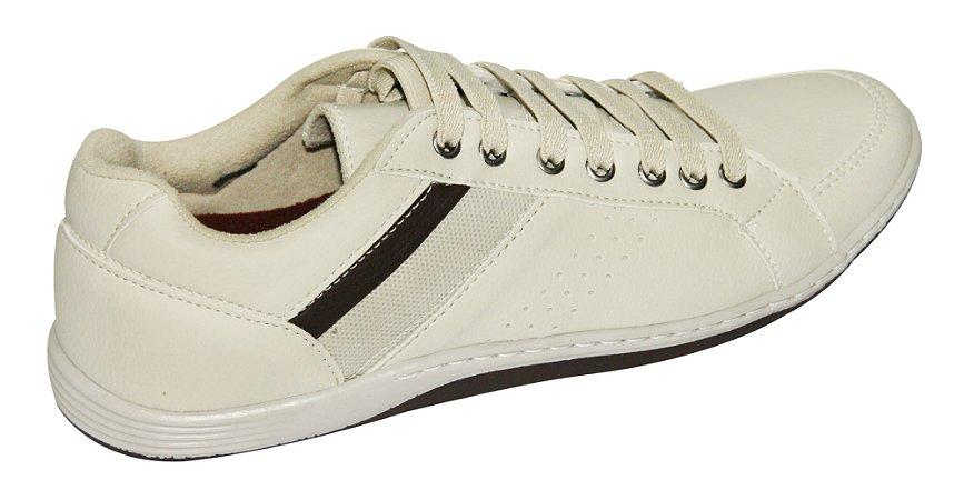 Sapato Sapateria Bege
