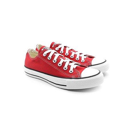 Tênis Converse All Star - Vermelho