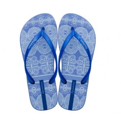Chinelos Ipanema Feelings 26422 Azul/azul Perolado