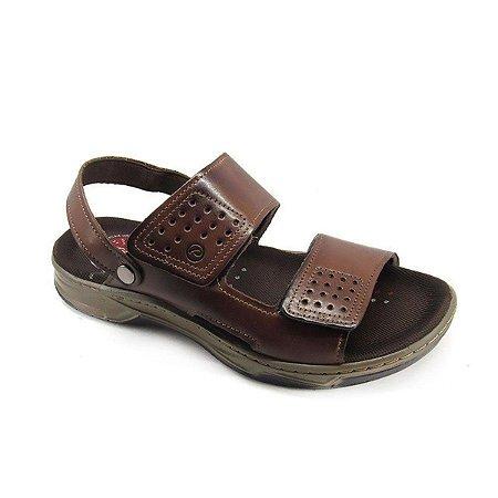 Sandálias Pegada Brown
