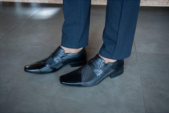 Sapato Social Sapateria / Airprince Preto