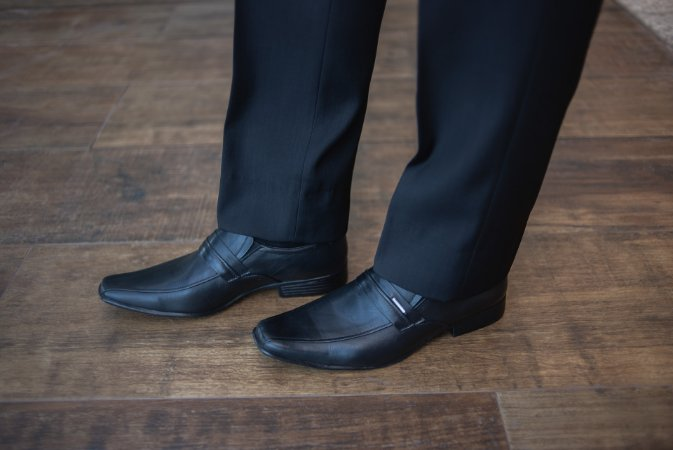 Sapatos Social Sapateria 283 Preto