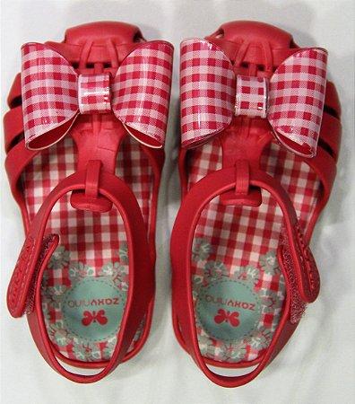 Sandálias Zaxy Rosa Claro