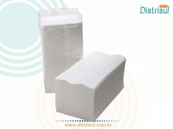 Papel Toalha Interfolha Papel Branco Luxo