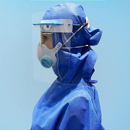 KIT com 3 Limpel em Tnt Sms 50g Impermeável - Azul