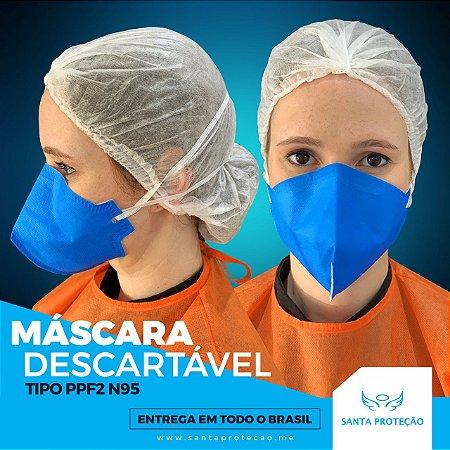 Máscara Descartável - Tipo PFF2 N95