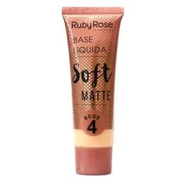 AC Cosmeticos - Base Líquida Natural Look Ruby Rose - Bege