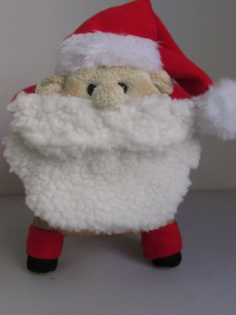 Banquinho Papai Noel
