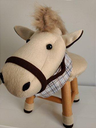 Banquinho Cavalo