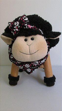 Banquinho Ovelha Negra