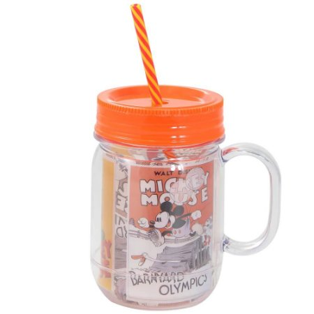 Caneca Pote Mickey 450ml - Disney
