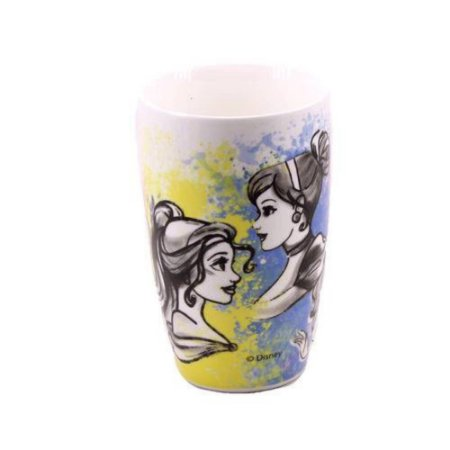 Caneca de Porcelana Princesas - Disney 400ml