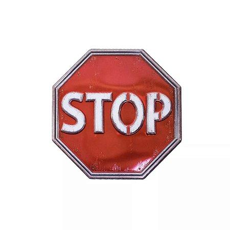 Adesivo Stop
