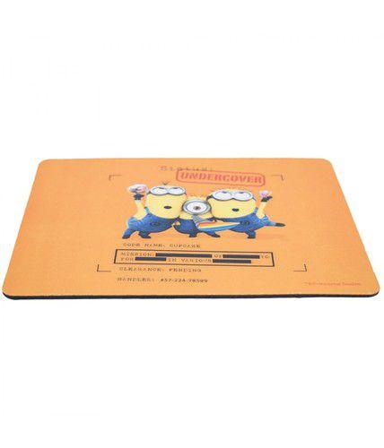 Mousepad Minions Laranja